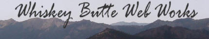Whiskey Butte Web Works Logo